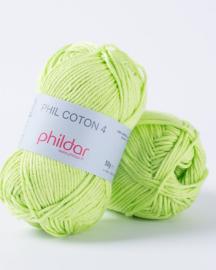 Phildar Coton 4 Pistache