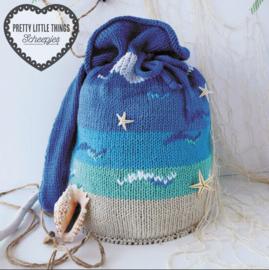 Klein Maar Fijn 18 - Ocean Breeze Bag breipakket