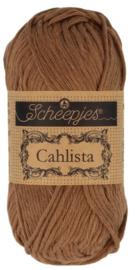 Scheepjes Cahlista  157 Root Beer
