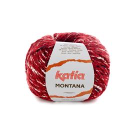 Katia Montana 76 - Rood-Wijnrood