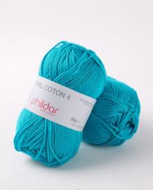Phildar Coton 4 Turquoise