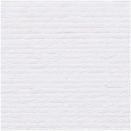 Rico Creative Cotton Aran 80 White