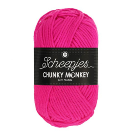 Scheepjes Chunkey Monkey 1257 Hot Pink
