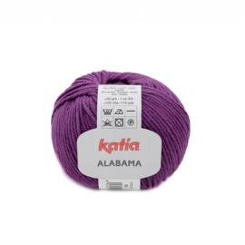 Katia Alabama 68 - Parelmoer-lichtviolet