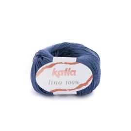 Katia Lino 100% 16 - Blauw