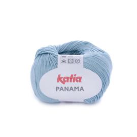 Katia Panama 60 - Waterblauw