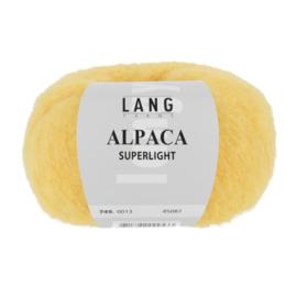 Lang Yarns Alpaca Superlight 0013