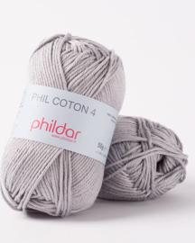 Phildar Coton 4 Silver