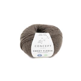 Katia Concept Sweet Fleece 63 - Reebruin