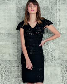 Phildar Tropical jurk Josine