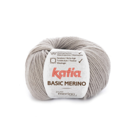Katia Basic Merino 12 - Grijs