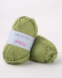 Phildar Coton 4 Feuille