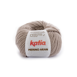 Katia Merino Aran 9 - Medium beige