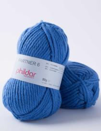 Phildar Partner 6 Bleuet