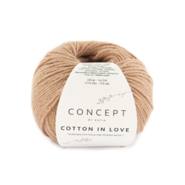 Katia Concept Cotton in Love 55 - Koraal