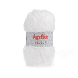 Katia Velour 75 - Ecru