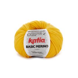 Katia Basic Merino 64 - Geel