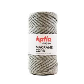 Katia Macramé Cord 102 - Licht grijs