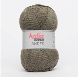 Katia Andes Socks 202 Donkergroen