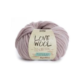 Katia Love Wool 109 - Medium bleekrood