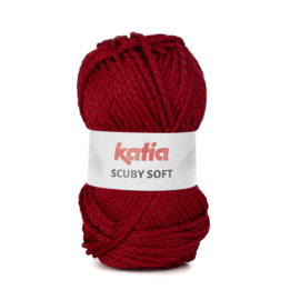 Katia Scuby Soft 313 - Rood