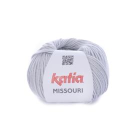 Katia Missouri 35 - Parelmoer-lichtgrijs