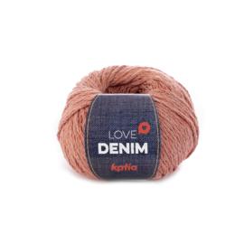 Katia Love Denim 107 - Oranje