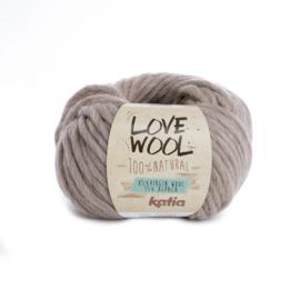 Katia Love Wool 119 - Beige