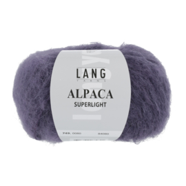 Lang Yarns Alpaca Superlight 0080