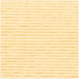 Rico Creative Cotton Aran 63 Yellow