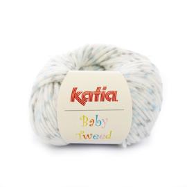 Katia Baby Tweed 201 - Grijs-Blauw