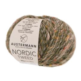 Austermann Nordic Tweed 11 khaki