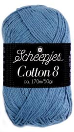 Scheepjes Cotton 8 711