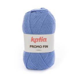 Katia Promo Fin 597 - Licht jeans