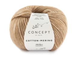 Katia Concept Cotton - Merino 138 - Signaalbruin