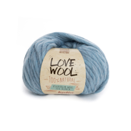 Katia Love Wool 110 - Licht blauw
