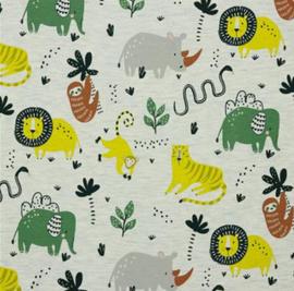 Jersey Wild Animals 01