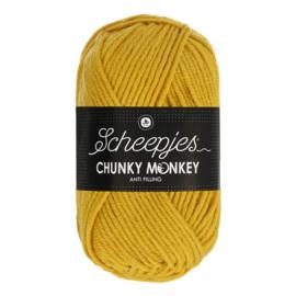 Scheepjes Chunkey Monkey 1823 Mustard