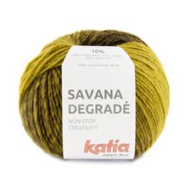 Katia Savana Degrade 103 - Oker-Bruin-Grijs