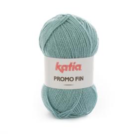 Katia Promo Fin 859 - Waterblauw