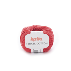 Katia Tencel-Cotton 4 - Rood