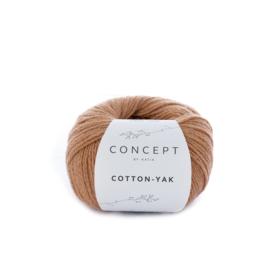 Katia Concept Cotton-Yak 117 - Oranje