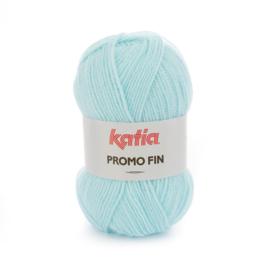 Katia Promo Fin 857 - Licht turquoise