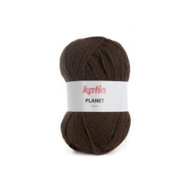Katia Planet 3967 - Donker bruin