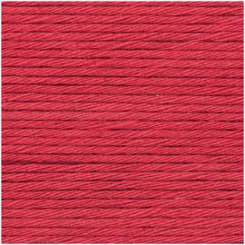 Rico Creative Cotton Aran 65 Cherry