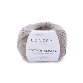 Katia Concept Cotton-Alpaca 83 - Camel