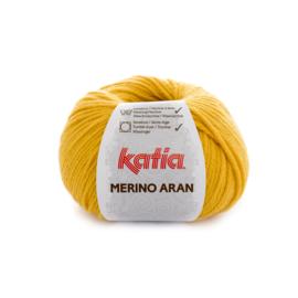 Katia Merino Aran 80 - Geel