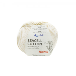 Katia Seacell Cotton 101 - Ecru