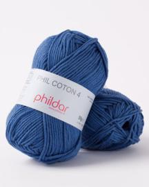 Phildar Coton 4 Outremer