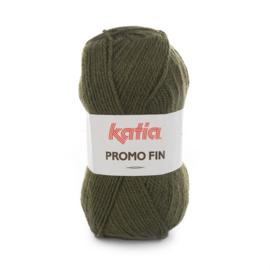 Katia Promo Fin 612 - Medium groen